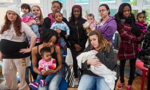 Focus E15 mums evicted from hostel