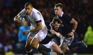 Scotland v England in the 2014 Six Nations