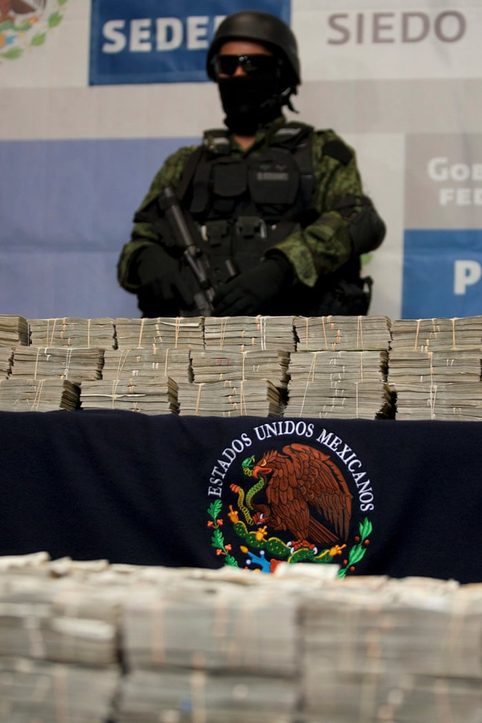 Mexico's war on drugs: the hidden story   Society   The Guardian