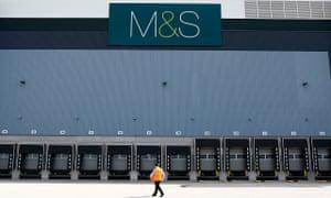 Marks & Spencer distribution centre