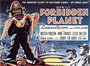 'Forbidden Planet' Film - 1956