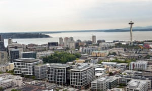 seattle washington amazon campus