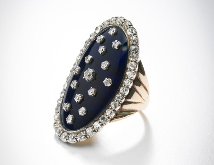 Catherine Martin ring