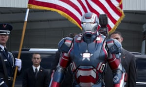 Earn your stripes …Iron Man 3