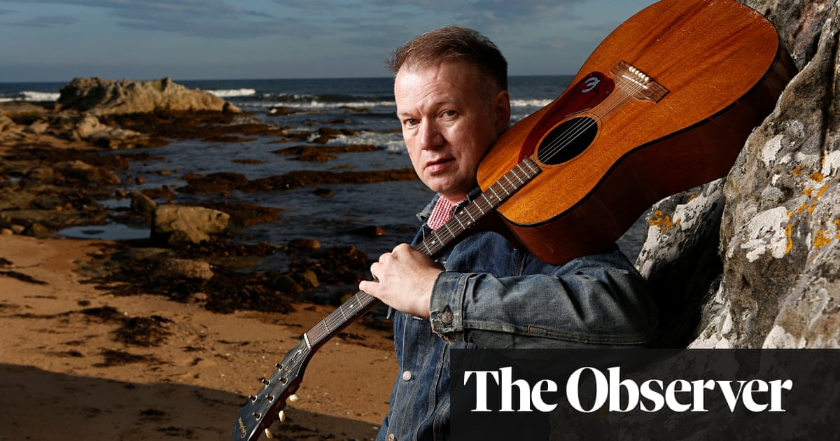 Edwyn Collins I Couldnt Really Talk The Words I Could Say Were