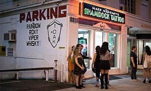 Dr Woo Shamrock Social Club