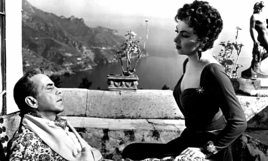 Beat the Devil Humphrey Bogart Gina Lollobrigida