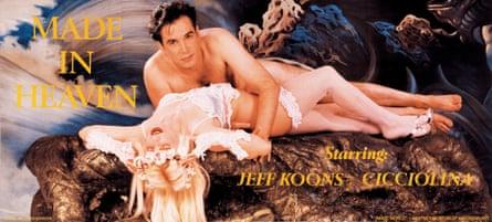 Jeff Koons, Made in Heaven, 1989.