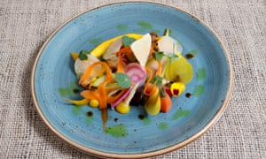 salad at Norse