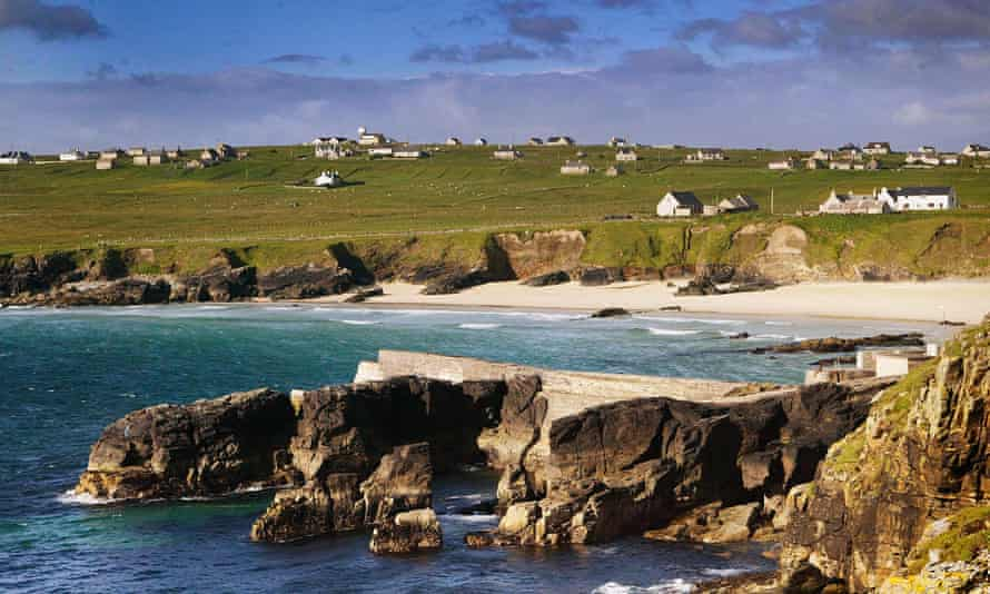 Ness is made up of a collection of villages and crofts at the northern end of the Isle of Lewis