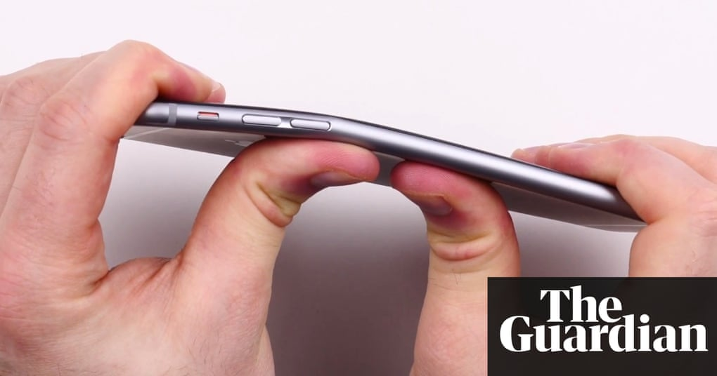 IPhone 6 And Plus Bending