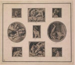 Giulio Romano I Modi (The Positions)