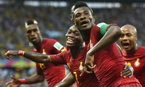 Asamoah Gyan denies murdering rapper in alleged human