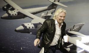 Sir Richard Branson Virgin