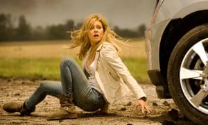 Billion-dollar blockbuster … Nicola Peltz in Transformers: Age of Extinction.