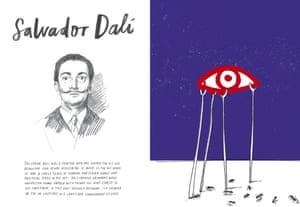 Great art Dali hi res