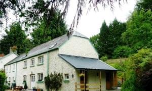 Hiraeth Bunkhouse, nr Llanwrda