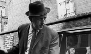 Scotland Yard Detective Jack Slipper, who is working on the Great Train Robbery case, September 1966.