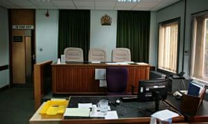 Highbury Corner magistrates court