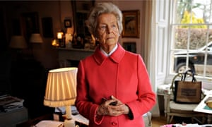 The Dowager Duchess of Devonshire in 2008.