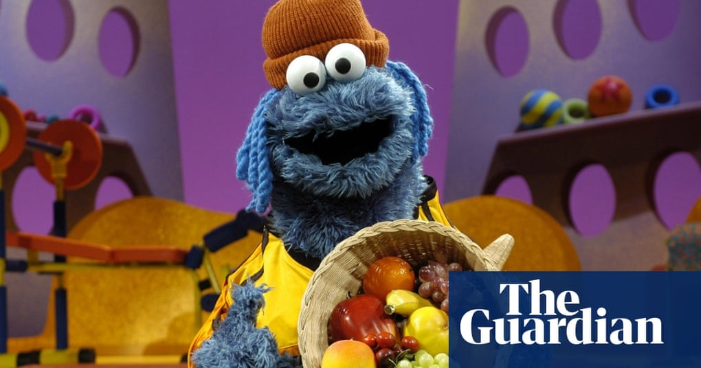 Me Eat Vegetable Cookie Monster Wants Kids To Snack Healthier Guardian Sustainable Business The Guardian