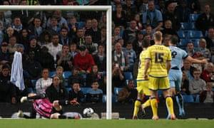 Manchester City v Sheffield Wednesday