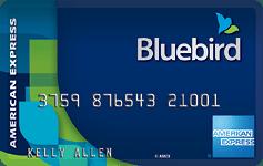 US Money Blue bird Amex Walmart