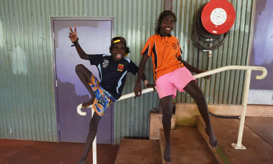 yirrkala schoolkids indigenous