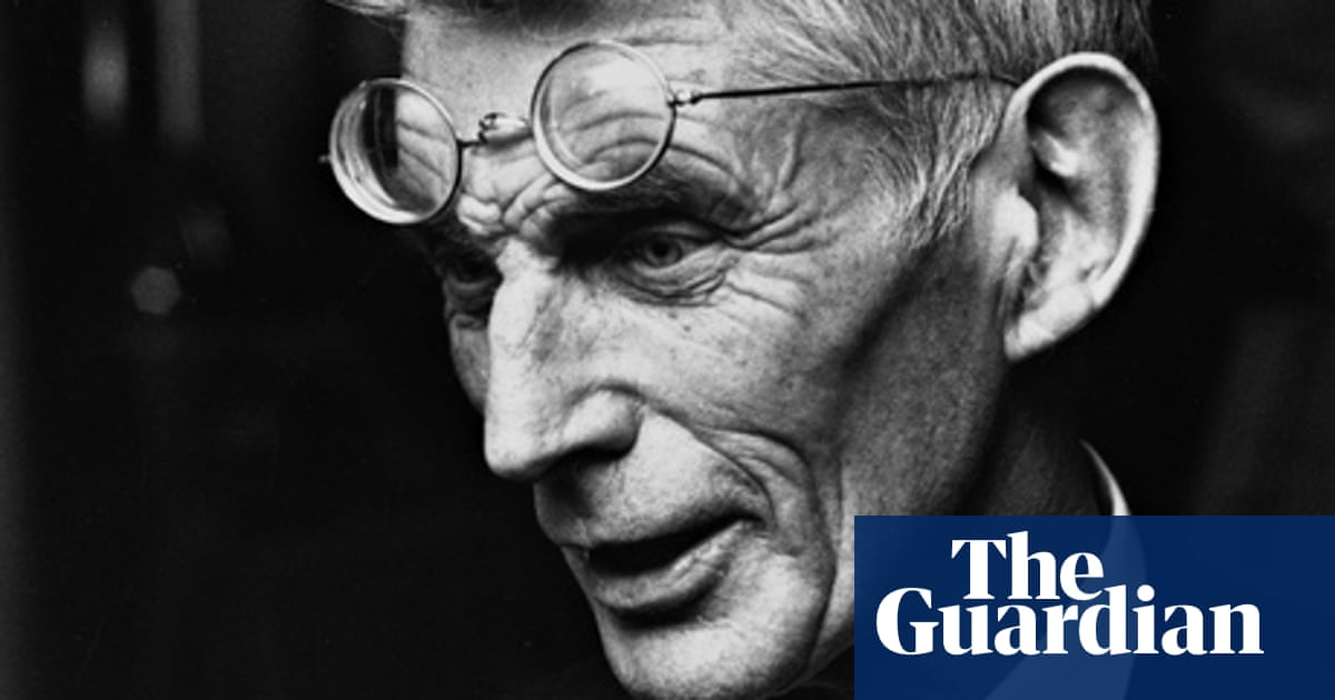 Beckett's letters to Barbara Bray: 'Hammer hammer adamantine words