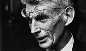 Samuel Beckett … 'work your head off and sleep at any price and leave the rest to the stream'.