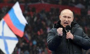 Putin languages