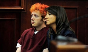 James Holmes has been charged with the killing of 12 people at a movie theater in Colorado in 2012.