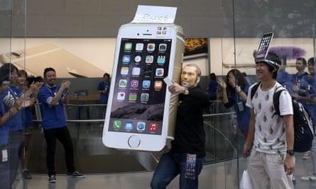 massive iphone mock up