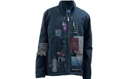 Gadget Jacket