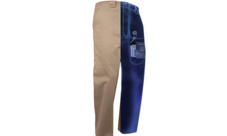 Gadget trousers