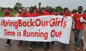 Nigeria demonstration