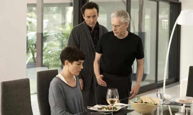 John Cusack in Maps to the Stars.