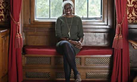 Baroness Lola Young at the House of Lords