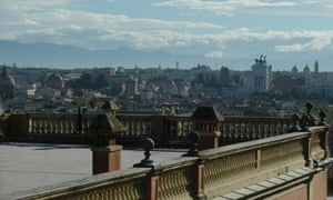 view of Rome from Janiculum Hill. All photographs: Tom Rankin