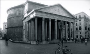 The Pantheon, early morning
