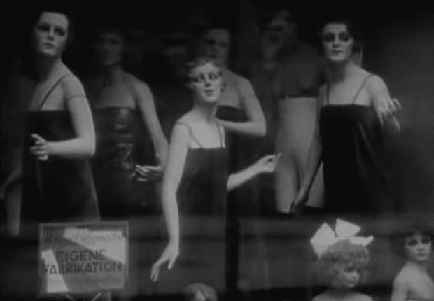 A scene from Berlin: Symphony of a Great City (1927)