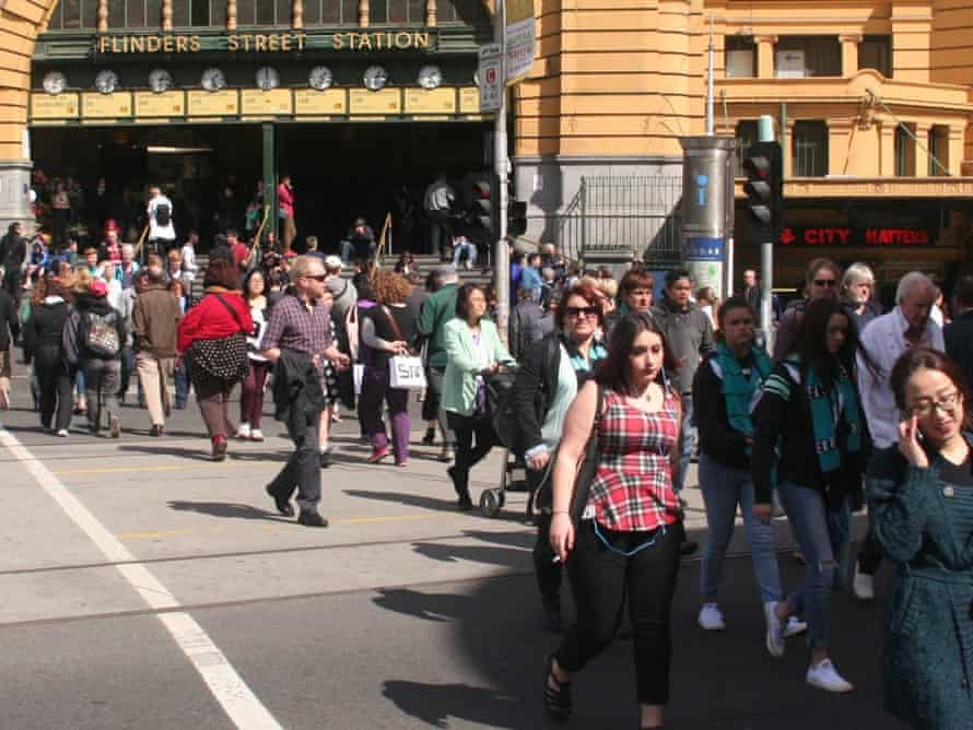 Flinders Street Station - the one place every Melburnian will pass through
