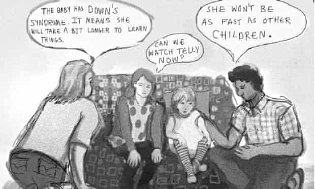 Henny Beaumont comic