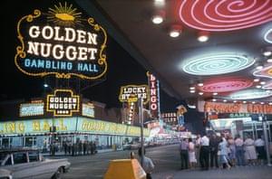 Inge Morath, Golden Nugget, Las Vegas, Nevada, 1960