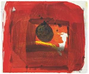 Howard Hodgkin, For Alan I,2014.