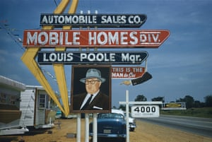 Inge Morath, Outside Memphis, Tennessee, 1960