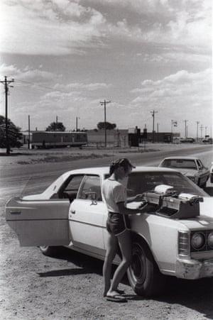 Bernard Plossu, New Mexico, 1980
