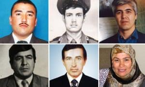 Uzbekistan's political prisoners