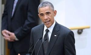 Obama speaks on Ebola.