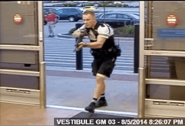 Sean Williams Walmart shooting